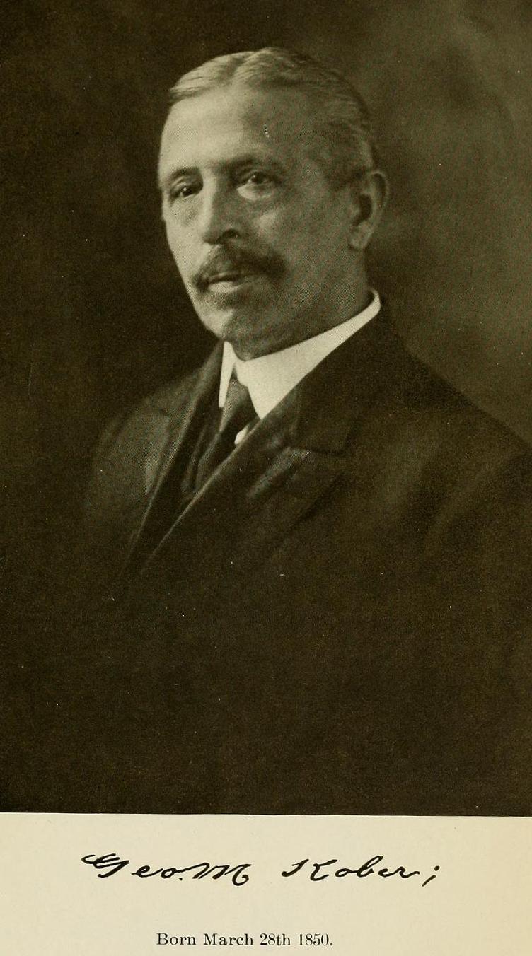 George M. Kober